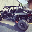 2014 Polaris Rzr XP4 1000 & 18' Atlas trailer