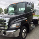 New 2020 Hino 258LP w/Side Puller