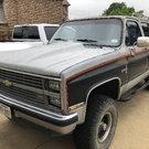 1984 Chevrolet K10 Suburban