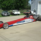 T/K 2003 DAKOTA DRAGSTER
