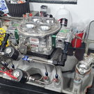 Super Victor 23 deg Intake w/ Fogger & Quick Time E-85 1