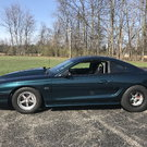 1995 Mustang GT, Dart Block 331, 76mm Turbonetics, PA C4 for sale $20,000.00