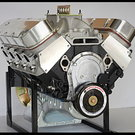 BBC CHEVY 572 PRO STREET ENGINE, WORLD MERLIN IV BLOCK 776HP