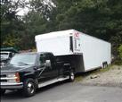 40 ft.Enclosed Car Trailer  for sale $8,500