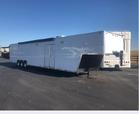 2017 Performax 46' Gooseneck Race Trailer for Sale $89,900