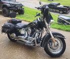 2010 Harley Davidson Heritage softail