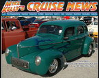 1941 WILLY 4-DR SEDAN ALL STEEL  for sale $1,000,000
