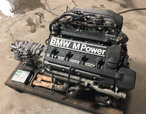 FS :1989 BMW S14 Engine w/ Gearbox  for sale $8,850