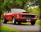 1967 Mustang Fastback Must See!!!  for sale $52,000