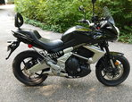 2010 Kawasaki Versys 650 KLE650  for sale $4,000