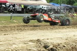 Two mud racers