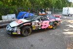 "Former Carl Edwards Roush RK 461 Racecar 105"""