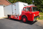 1968 Ford C600 Race Hauler