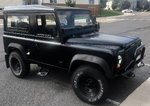 Land Rover D90 - For Sale