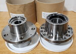 NEW NASCAR front hubs and bearings - Purchased from a champi