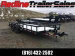 2018 Big Tex Trailers 7x18 Utility Trailer *9990 GVWR*