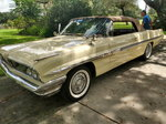 61 Pontiac Bonneville convertible high quality restore
