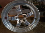 Weld forged 17x4.5 fronts GM 5x 4.75