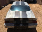 1980 Camaro drag car