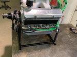 432 Rhyne Aluminum 11 Degree Dirt Late Model Engine