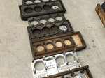 Engine Block Honing Torque Plates, Chevrolet and Ford