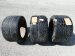Michelin Pilot Sport II 335/30 ZR18 Radial X Tires