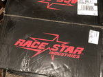 Brand new Racestar wheels 17x9.5 and 18x5 for mustang