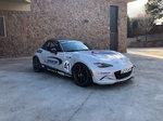 2016 Mazda MX-5 Racecar