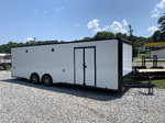 NEW 2019 OUTLAW 8.5' x 28' Enclosed Race Trailer