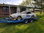 1978 Datsun 280Z SCCA ITS racecar