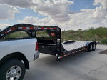 "2019 PJ 102"" x 24' Gooseneck Straight-Deck Flatbed"