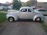 1940 ford prostreet