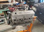 Small Block Ford 302 Aluminum Edelbrock Heads Intake MSD Dis