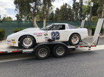 BBC Corvette GT1/TransAm work-in-progress project