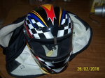 Pyro Tech Helmet ( New )