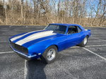 1968 Chevrolet Camaro Street Rod