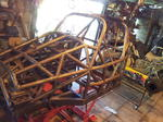Tacked Only Sports Racer Chassis
