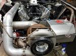 Sbf mustang turbo yates Radial grudge