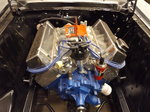 429 Cobra Jet and TKO 5 Speed Transmission