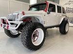2013 Jeep Wrangler Unlimited Four Door Custom Built Hemi Pow