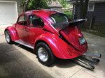 1976 VW Beetle ProStreet