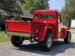 1959 Willys Truck, frame off Resto, original drive train