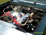 new 440 motor trans and convertor
