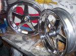 race wheels weld & sanders