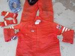 Simpson fire suit