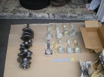 Ford 460 stroker crank and rods