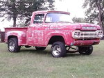 1959 Ford F100 Gasser project
