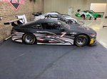 Silver Hare Racing Trans Am TA2 car