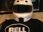 Bell Helmet Size 57 with many lenses