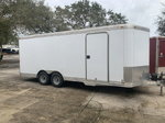 2005 Featherlite 20ft Enclosed All aluminum Trailer